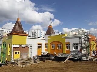 Детские сады в «Лесной Поляне» и на Притомском проспекте возведут к концу 2020 года
