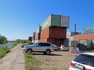 В Иркутске снесут незаконные постройки на берегу Ушаковки