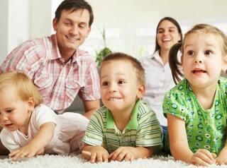Закон о выплате 450 тысяч рублей на ипотеку многодетным семьям принят в первом чтении