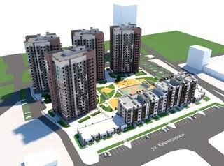 ГК «Арбан» построит новый жилой комплекс в Советском районе