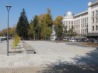 В Иркутске выбрали подрядчиков для благоустройства ещё шести скверов