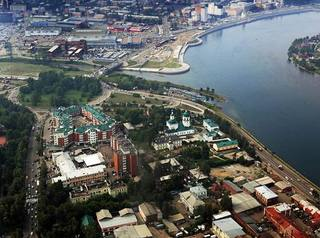 Предместье «Знаменское» в Иркутске хотят реконструировать