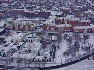 В Иркутске планируют строить новый жилой комплекс в Правобережном округе