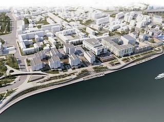 В Иркутске 5 ноября презентуют концепцию благоустройства Цесовской набережной