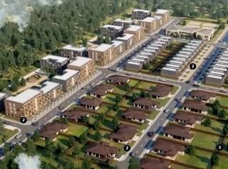 Проект типового посёлка под Иркутском рассчитывают получить к концу 2021 года