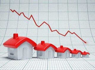 Банки стремятся подстраховаться от падения цен на квартиры