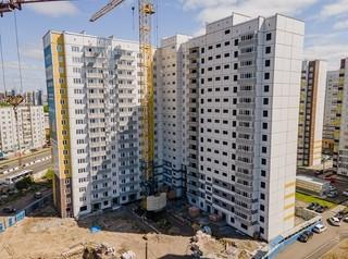 В Красноярском крае сократилось количество строящихся домов