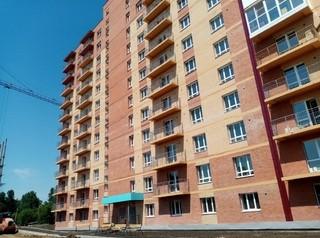 В Иркутске в третьем квартале 2021 года сдали только 107 квартир