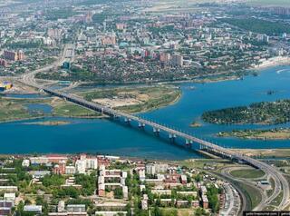 В Иркутске планируют построить новые транспортные развязки