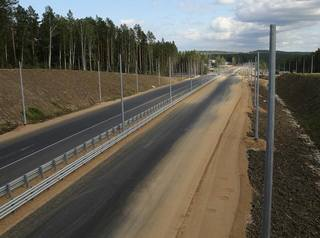Проект реконструкции Байкальского тракта пересмотрят