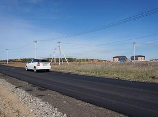 Дорогу до «Хрустального парка» реконструируют в 2019 году