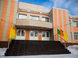 В Чернолучье построили новый ДК
