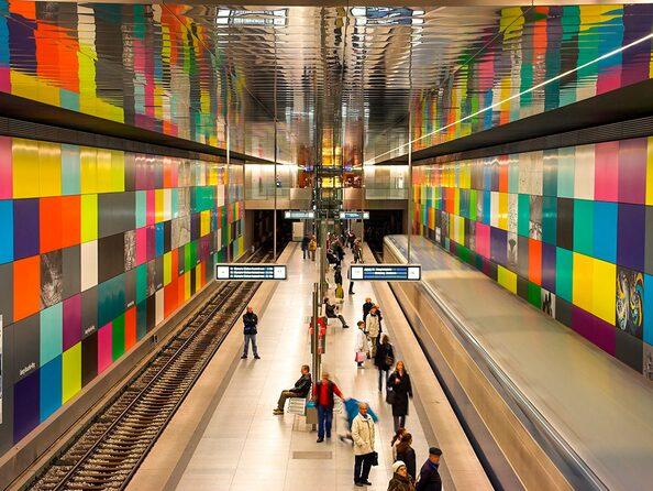 Станция метро Georg-Brauchle-Ring (Мюнхен)