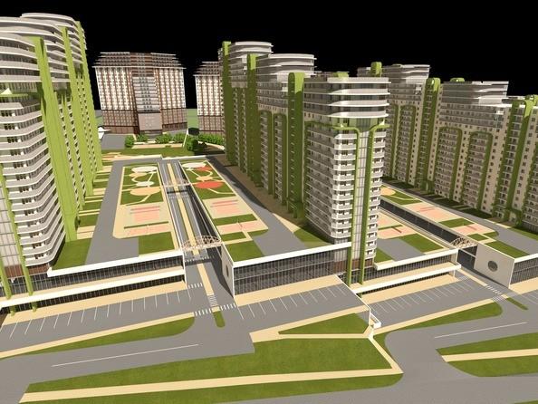 Концепция архитектора Александра Суздалева (четвертое место)