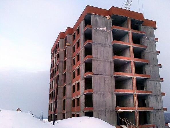Фото СОЛНЕЧНЫЙ БУЛЬВАР, дом 18, корпус 3, Ход строительства декабрь 2018