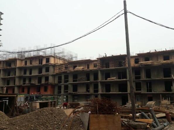 Фото АЛЕКСАНДРИЯ, б/с 6, Блок-секция 6. Ход строительства июль 2019