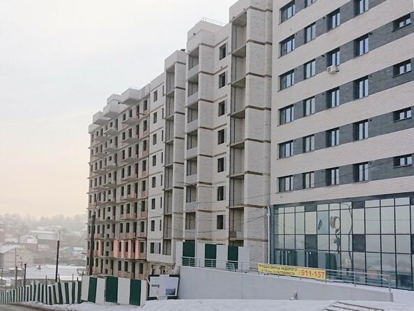 Фото Жилой комплекс ОЧАГ, 2 оч, Ход строительства январь 2019