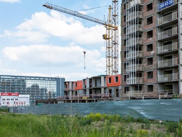 Фото Жилой комплекс Караульная, 6 дом, 3 оч, 20 июня 2016