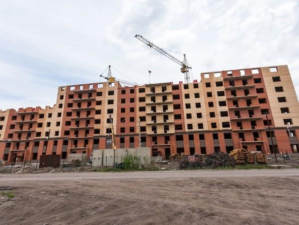 Фото Жилой комплекс ОБРАЗЦОВО, дом 5, 5 июня 2017