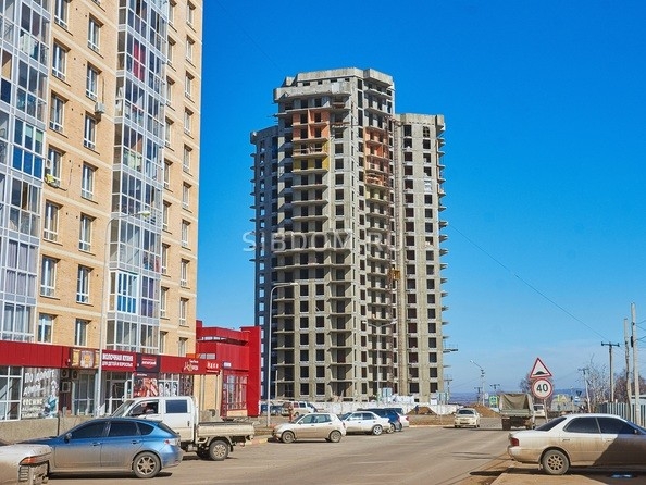 Фото Жилой комплекс СТРИЖИ, б/с НЕБО, Ход строительства 22 апреля 2019