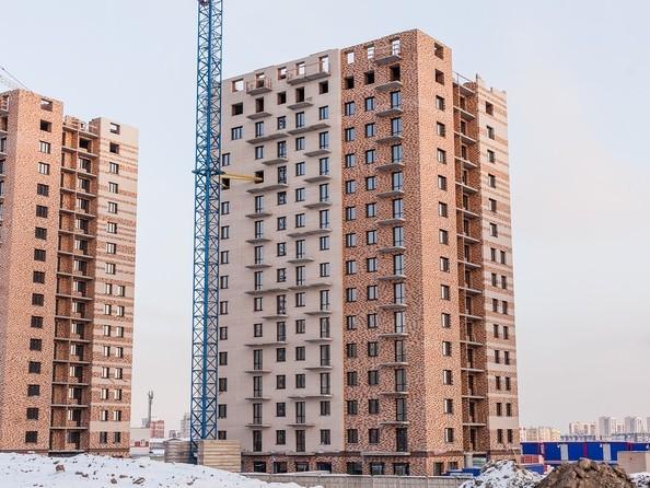 Ход строительства 26 декабря 2019