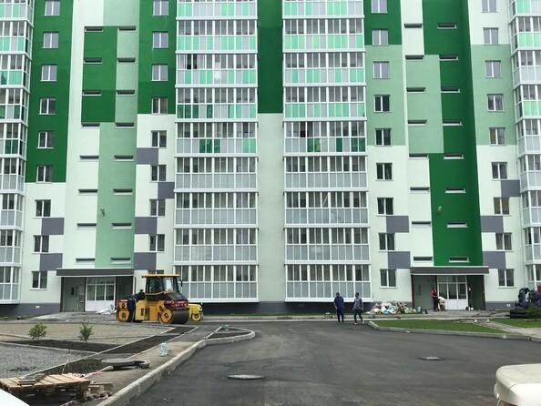 Фото Жилой комплекс БЕРЁЗОВАЯ РОЩА, 70г, Ход строительства июль 2019