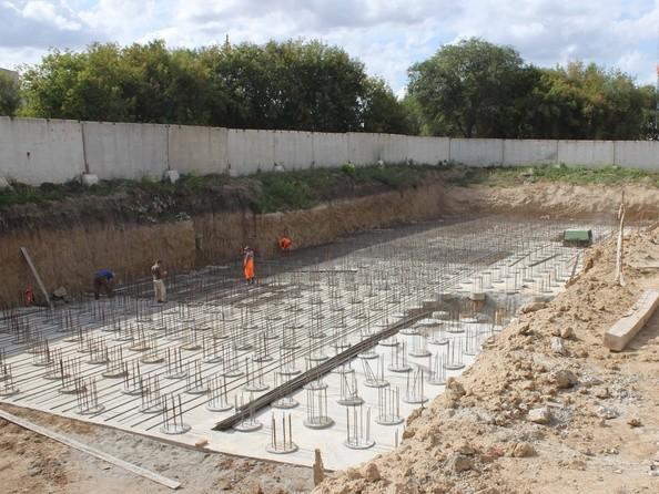 Фото АПЕЛЬСИН, Ход строительства сентябрь 2019