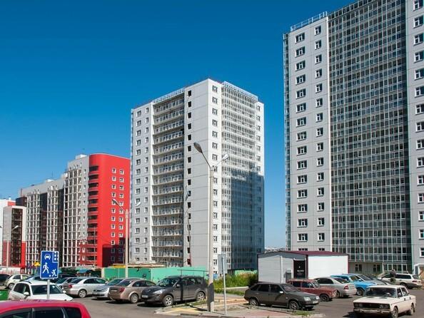 Фото Жилой комплекс НОВОНИКОЛАЕВСКИЙ ж/к, 2 дом, 3 стр, Ход строительства 4 августа 2018
