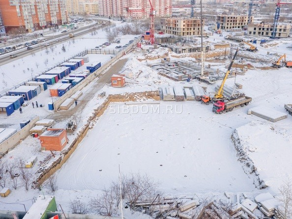 Ход строительства 2 декабря 2020