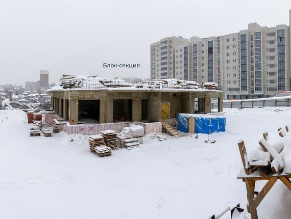 Ход строительства 29 января 2021