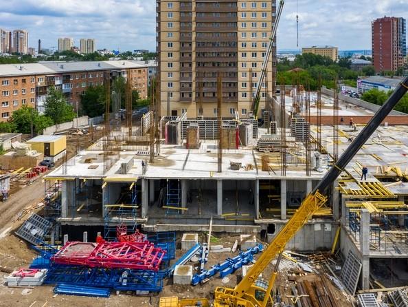 Фото Жилой комплекс НА ДУДИНСКОЙ, дом 2 , Ход строительства 23 июня 2019