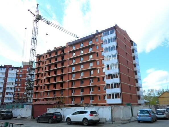 Фото Жилой комплекс 30-й Иркутской Дивизии, дом 26, 4 б/с , 5 б/с , Ход строительства 1 июня 2017
