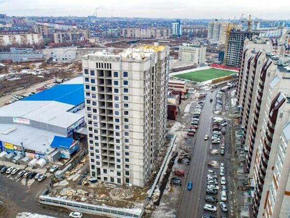 Фото Жилой комплекс ONE LOFT, Ход строительства март 2019