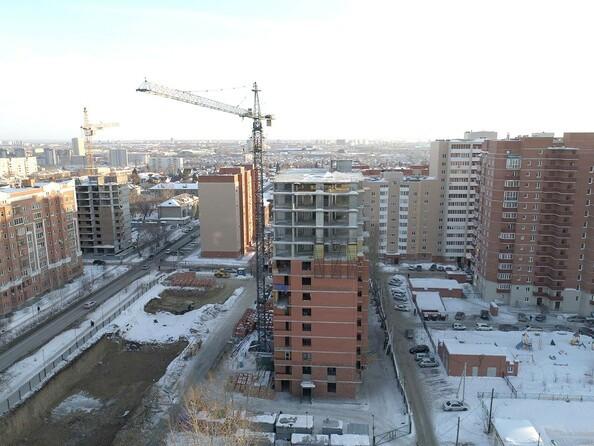 Фото Жилой комплекс ТРАДИЦИИ, дом 1, Ход строительства февраль 2019