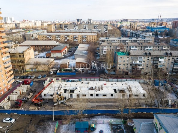 Фото КОЛИБРИ , Ход строительства 25 февраля 2019