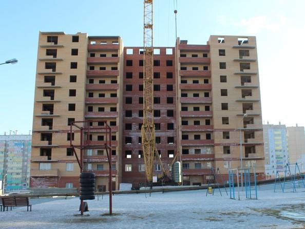 Фото Жилой комплекс Мужества, дом 12 , Ход строительства 20 марта 2018