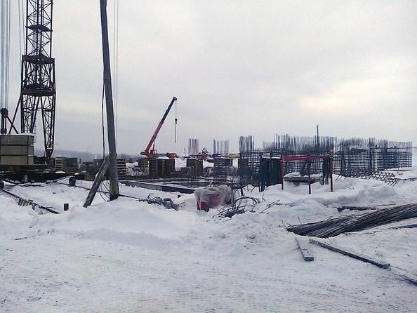 Фото Жилой комплекс СОЛНЕЧНЫЙ БУЛЬВАР, дом 18, корпус 4, Ход строительства декабрь 2018