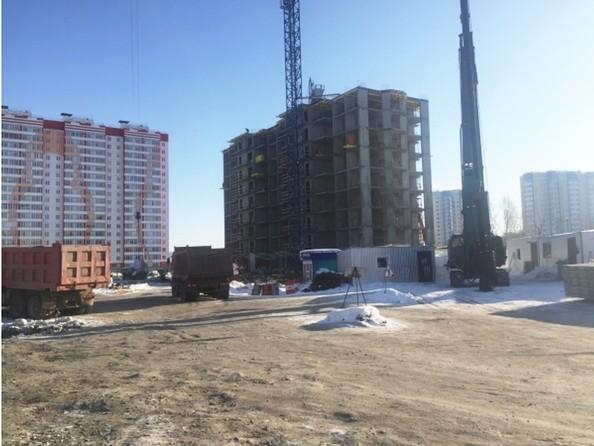Фото Жилой комплекс МАТРЕШКИН ДВОР 105, дом 2, 1 этап, Ход строительства февраль 2019