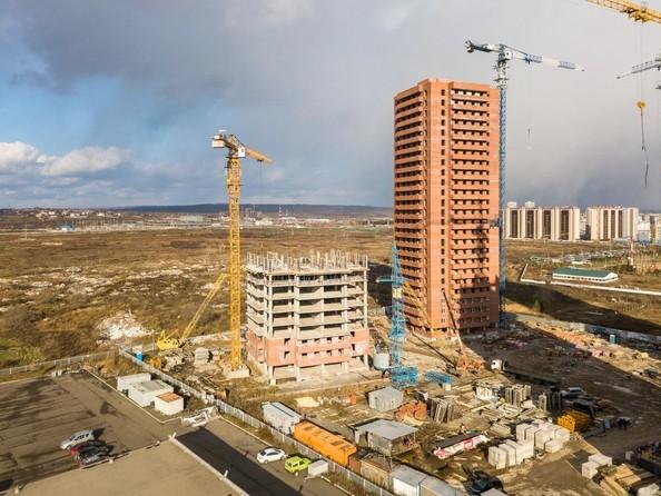 Фото Жилой комплекс КВАДРО, дом 1, Ход строительства 28 октября 2017