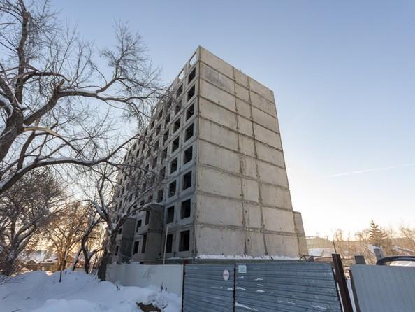 Фото Жилой комплекс АКВАРИУМ, Ход строительства январь 2019