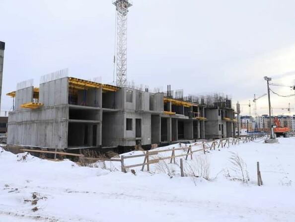 Ход строительства 18 декабря 2020
