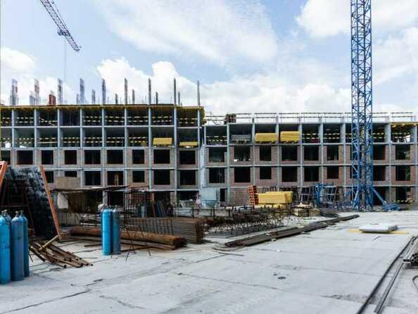 Ход строительства 30 июля 2021
