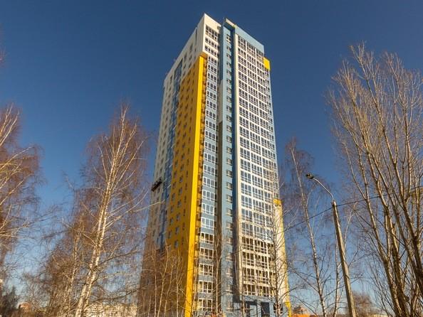 Фото Жилой комплекс ЕВРОПЕЙСКИЙ, Ход строительства январь 2019