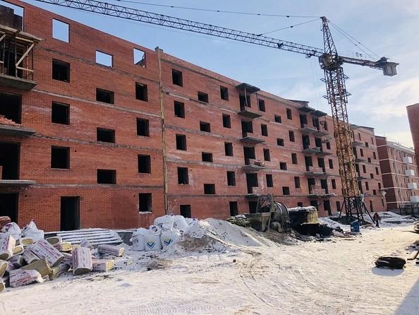 Блок 10. Ход строительства март 2021