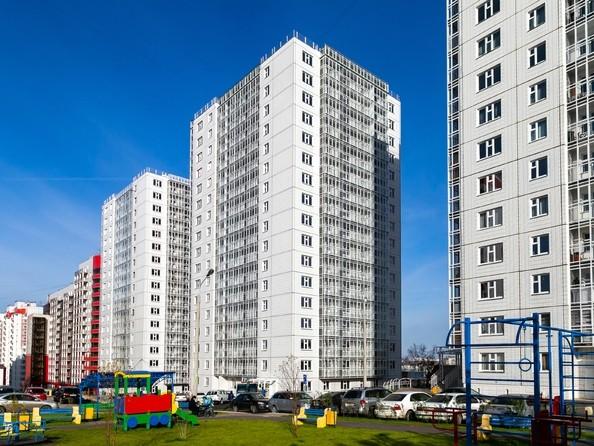 Фото Жилой комплекс НОВОНИКОЛАЕВСКИЙ, дом 2, стр 1, Ход строительства 9 октября 2018
