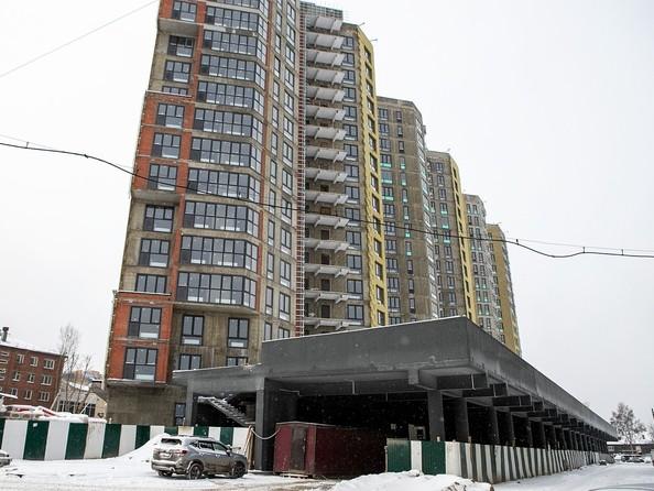 Ход строительства 3 декабря 2019