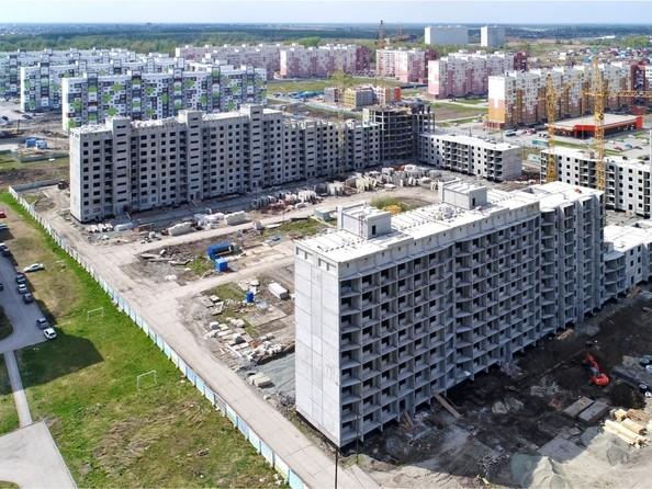 Фото Жилой комплекс ЧИСТАЯ СЛОБОДА, дом 32, Ход строительства 30 мая 2019
