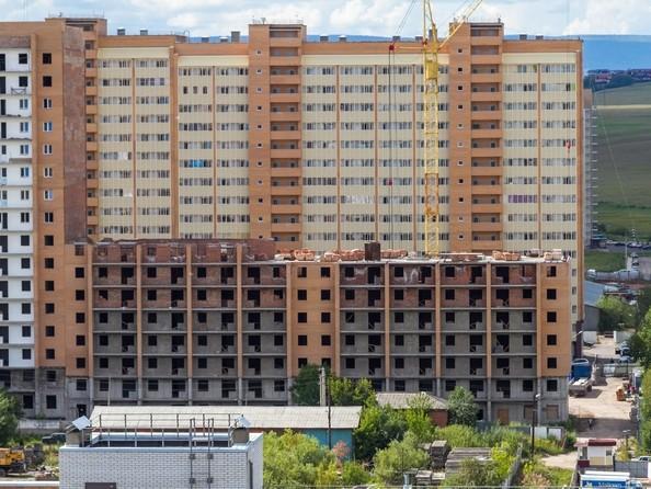 Фото Жилой комплекс ЗАПАДНЫЙ, дом 1, 4 этап, 27 августа 2017