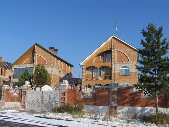 Коттеджный поселок Горный в Красноярске