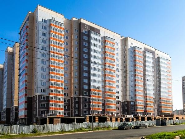 Фото Жилой комплекс Покровский, 3 мкр, дом 5, 21 октября 2018